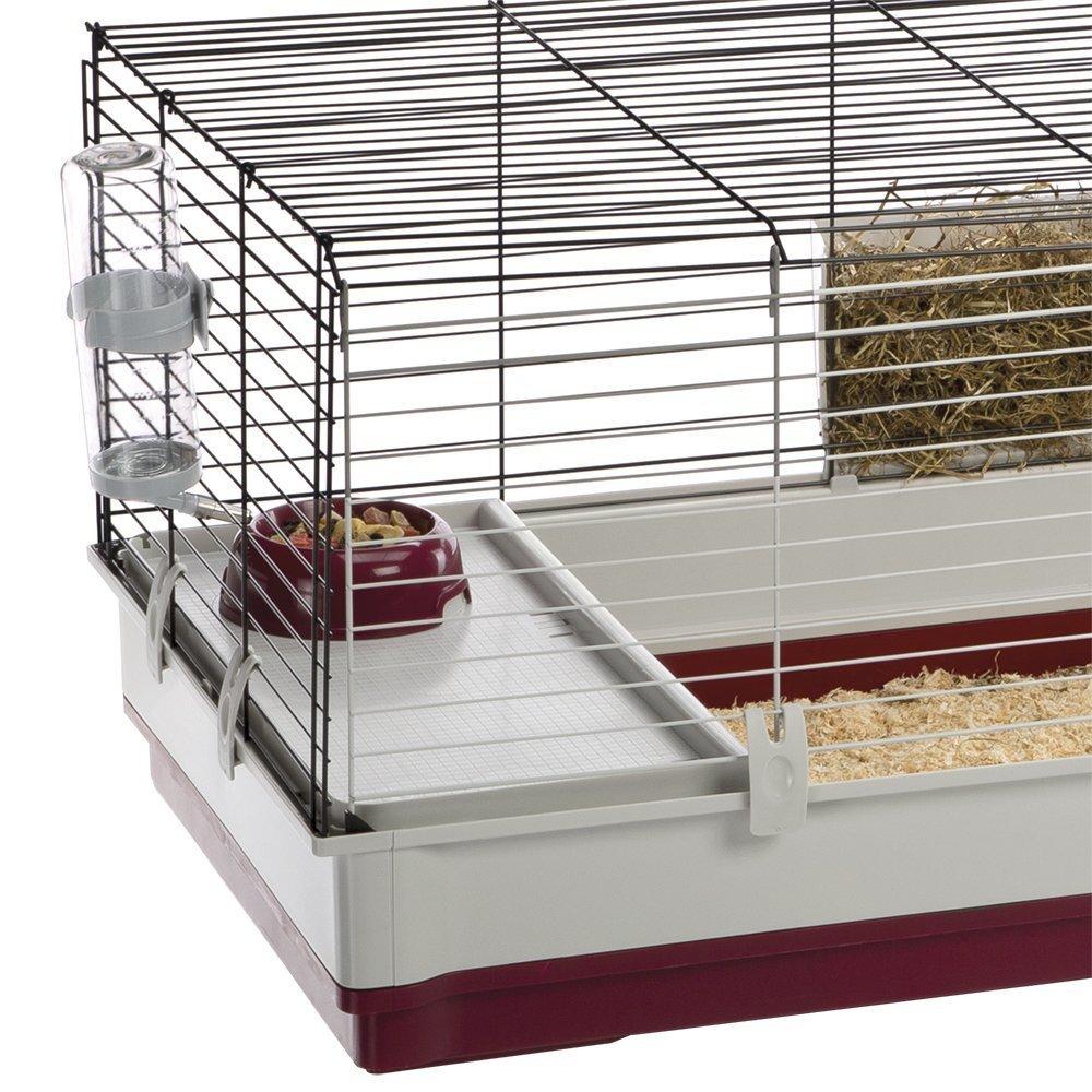 détails sur la cage ferplast krolik 140