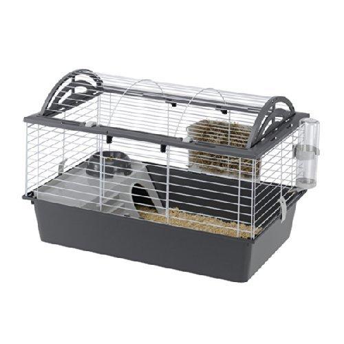 cage à lapin ferplast casita 80